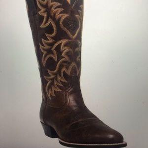 Ariat Men's heritage western boot 10